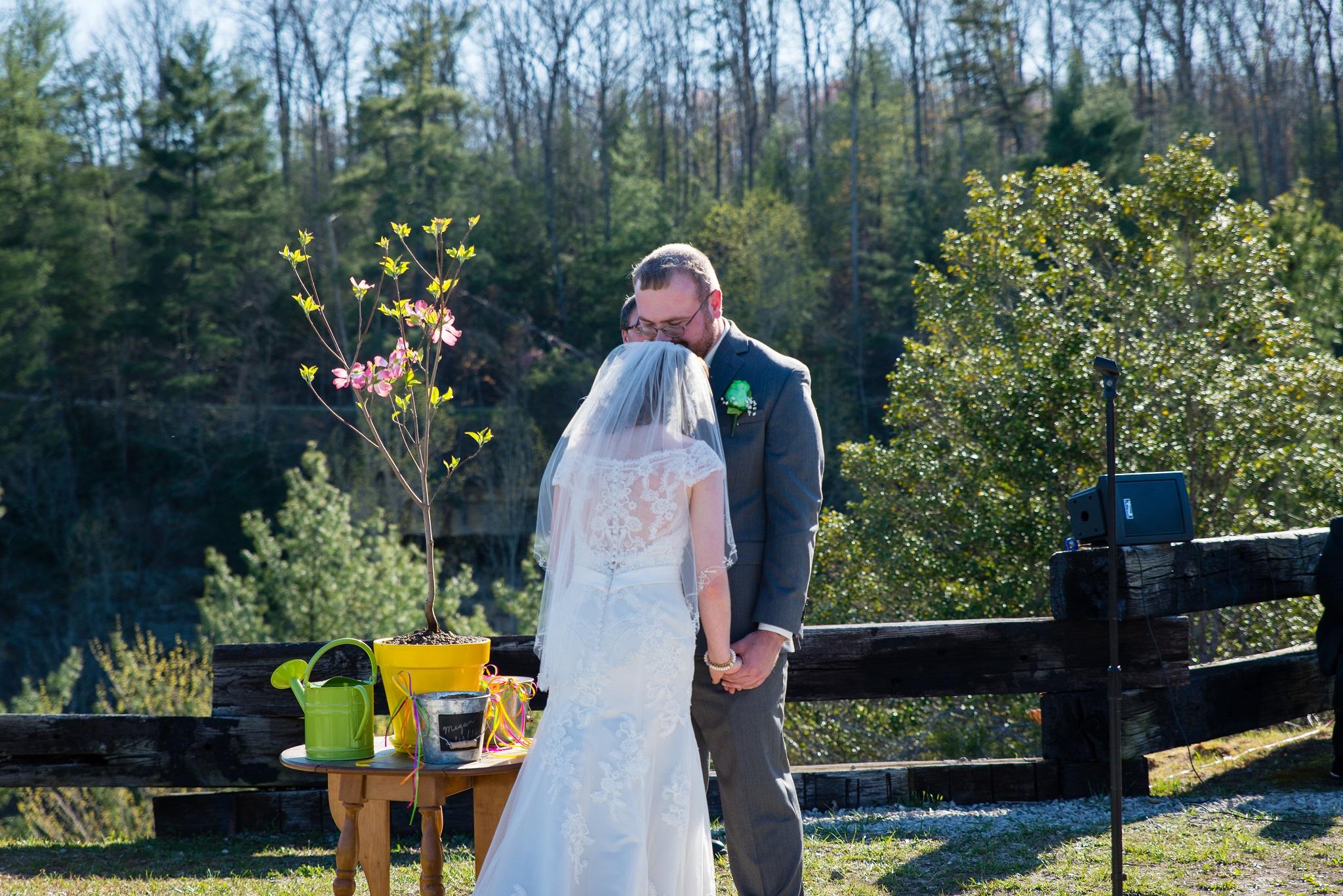 Cliffview Resort, resort wedding, red river gorge, kentucky wedding, kentucky bride, ky wedding photographers