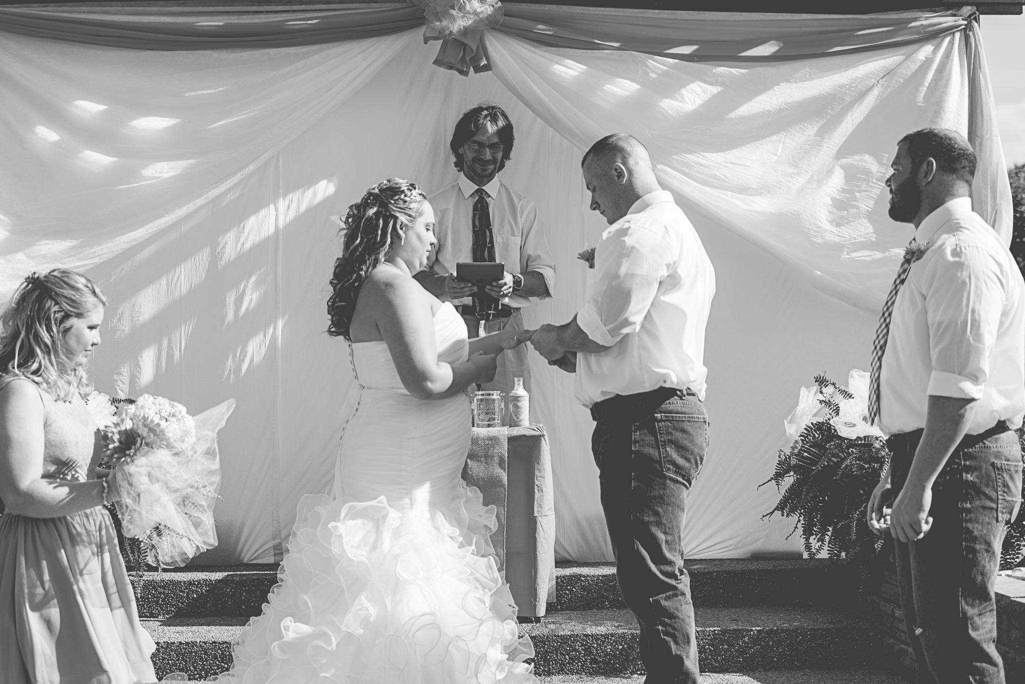 Kentucky wedding ceremony, KY bride, Winchester Ky, Kentucky, love