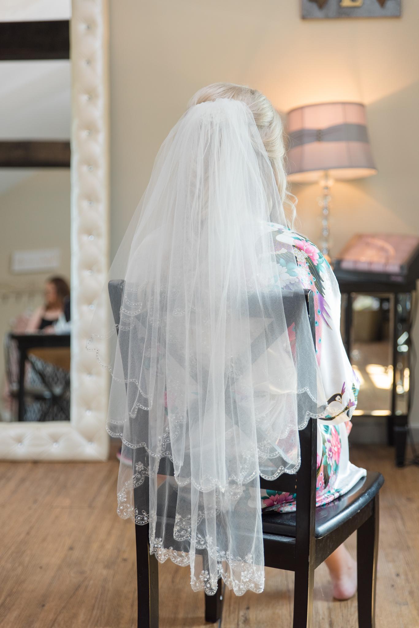 veil, outdoor wedding, KY Bride, Josephina Event Venue, Lexington, Louisville, Campton