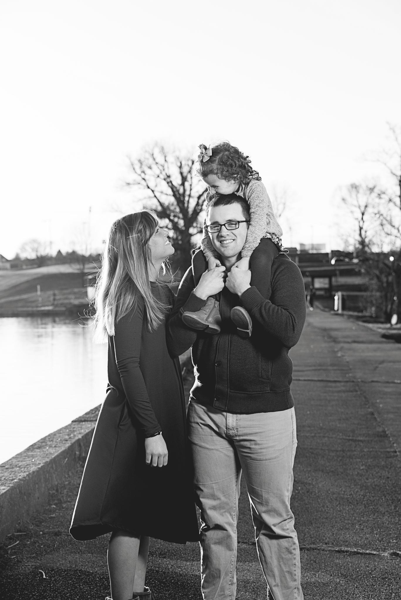 Richmond KY family of three