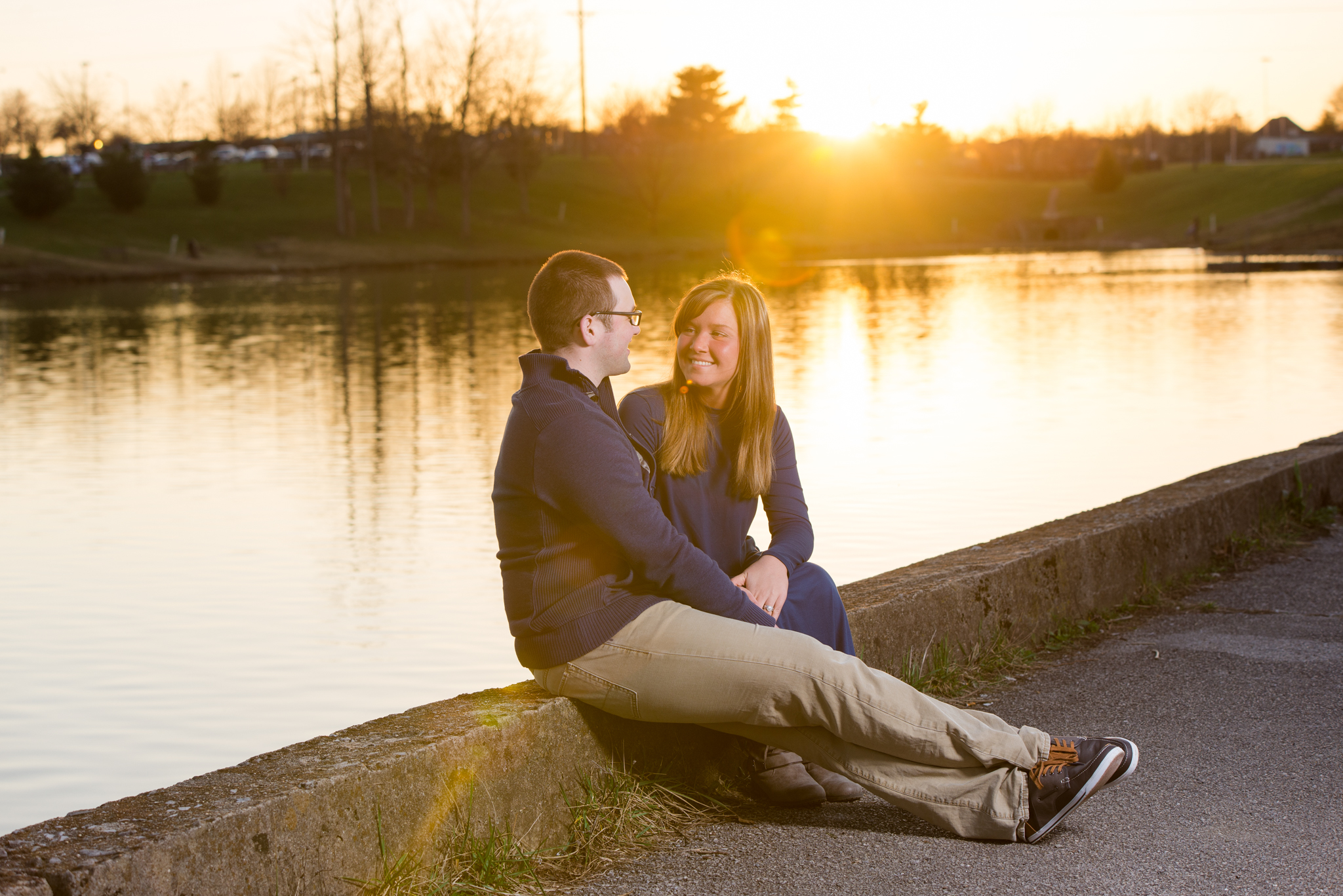 Richmond KY engagement photography