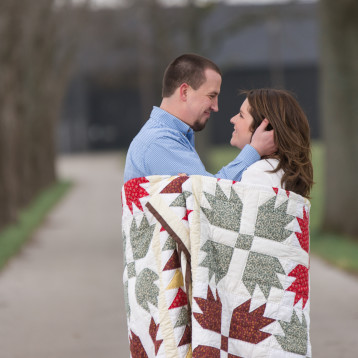 Keeneland Engagement Session: Charlie and Sarah
