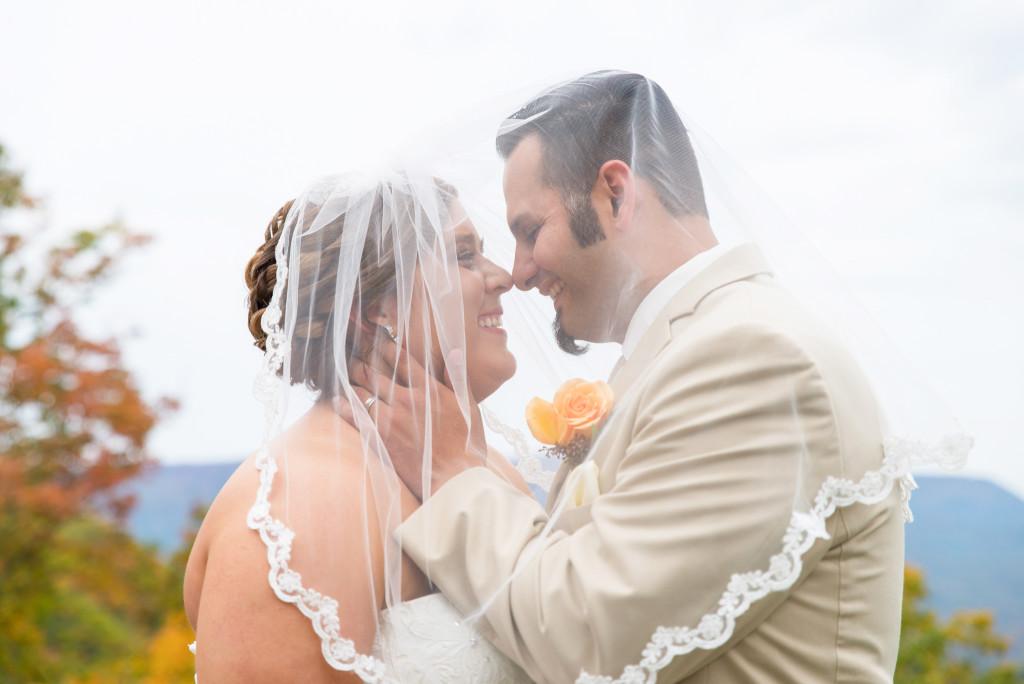 Daniel and Natasha: Gatlinburg, TN Wedding Photography