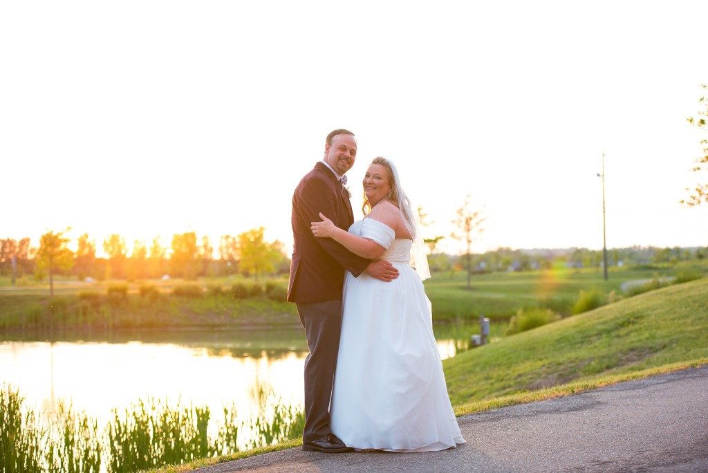 Mulhauser Barn in West Chester, OH Wedding: Matthew and Michelle