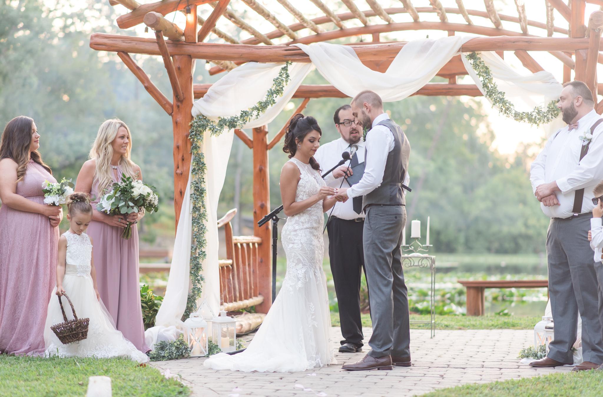 Lexington Kentucky wedding, outdoor wedding, Stanton