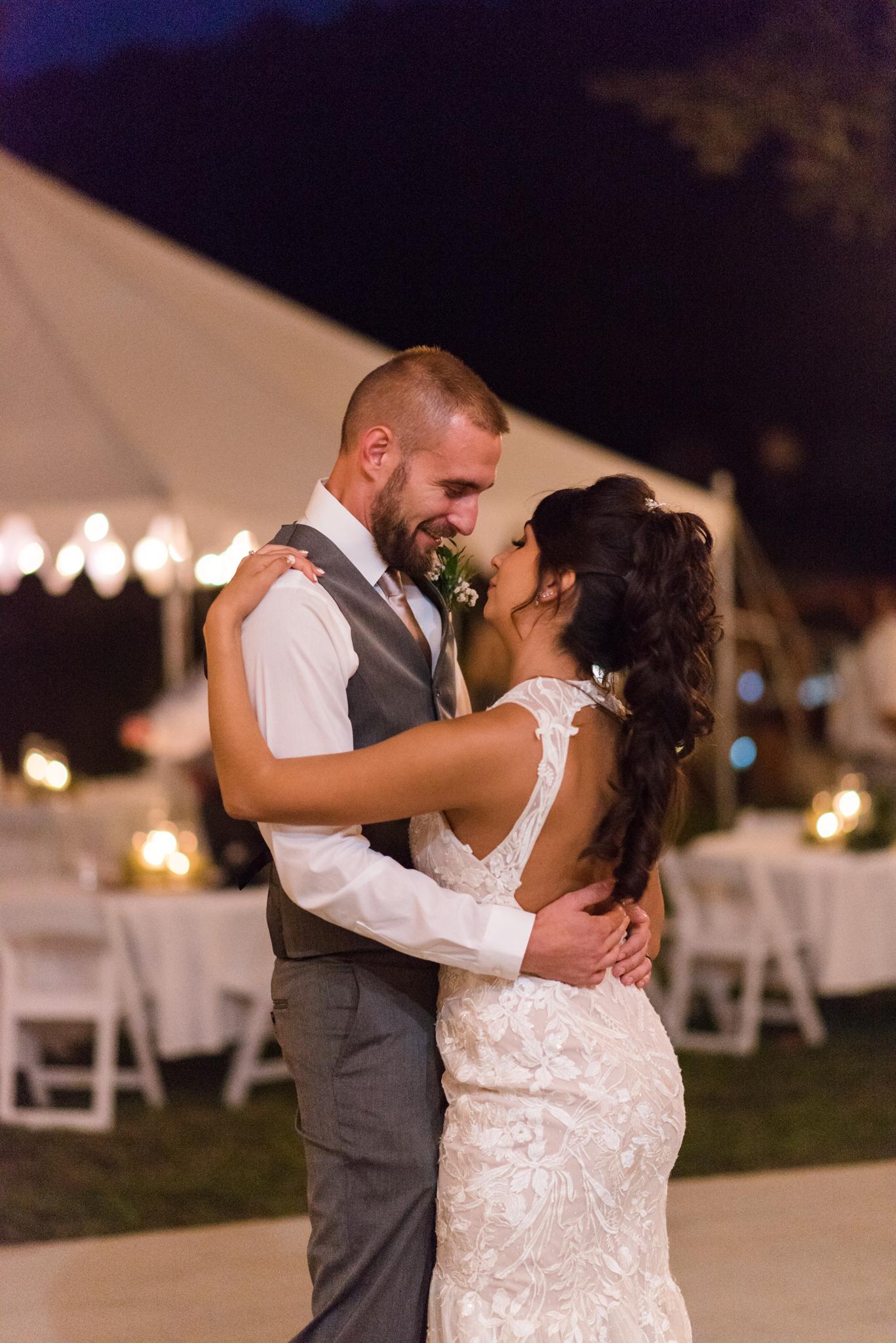 First Dance, KY wedding, KY wedding photographer, Kentucky bride, Red River Gorge