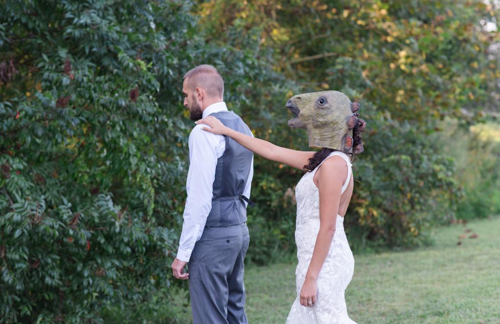 Red River Gorge Wedding:  Matt & Becky