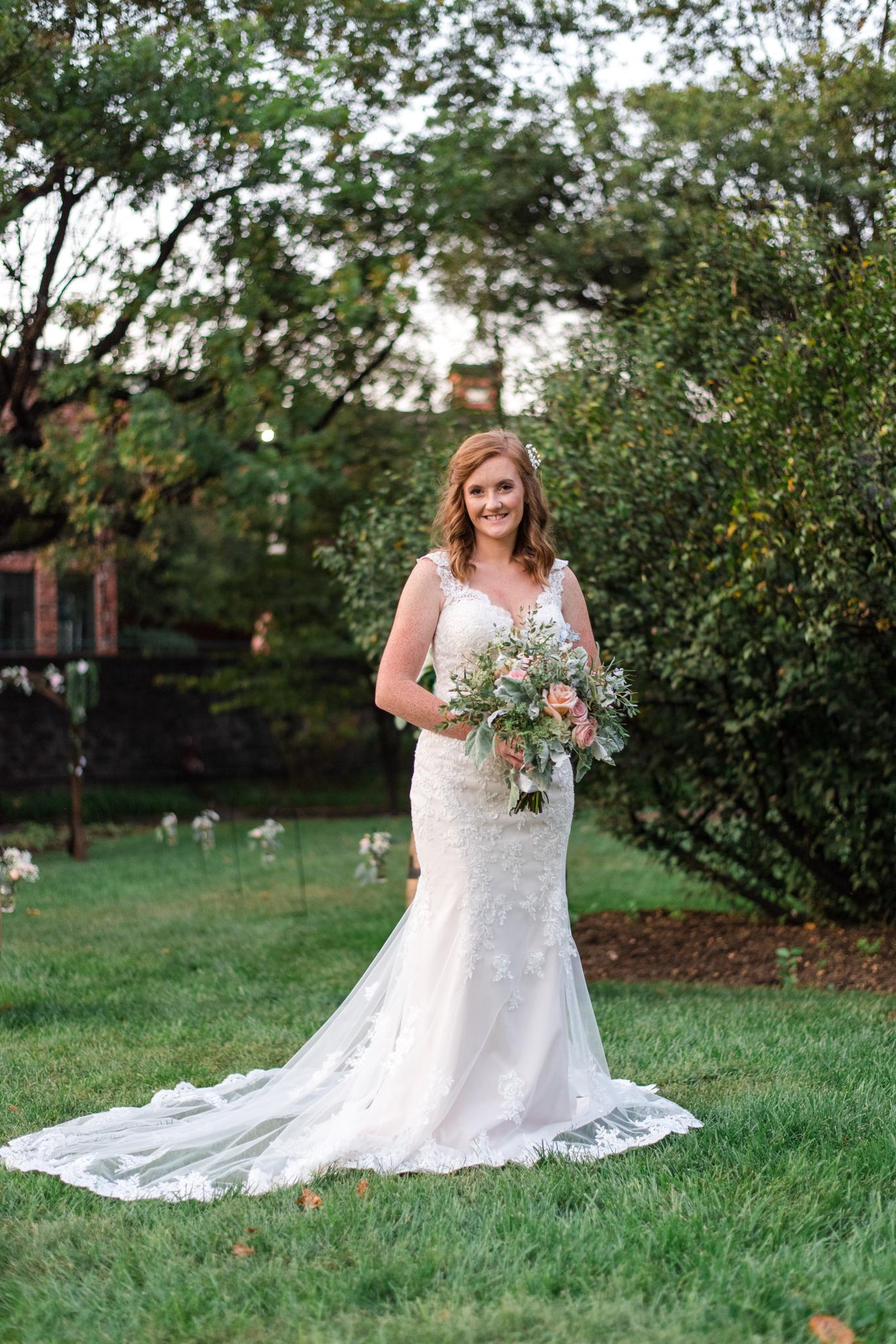 Kentucky bride at buffalo trace distillery